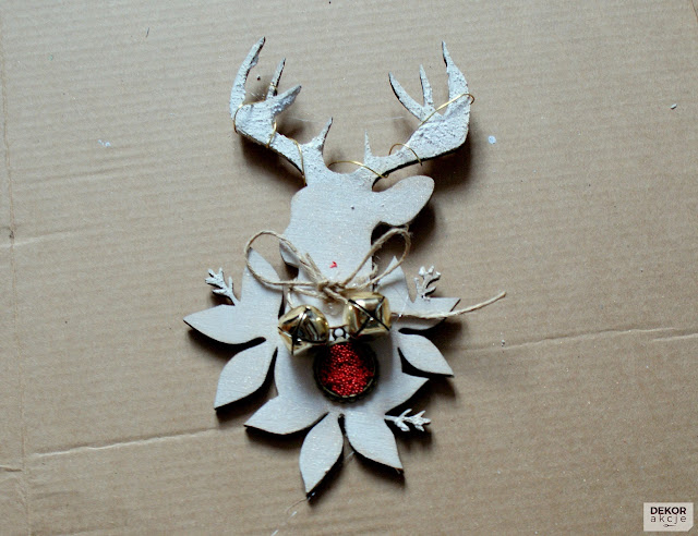 reindeer decoration