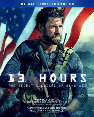 Download 13 Hours The Secret Soldiers of Benghazi (2016) 720p BluRay 995MB - SHERiF