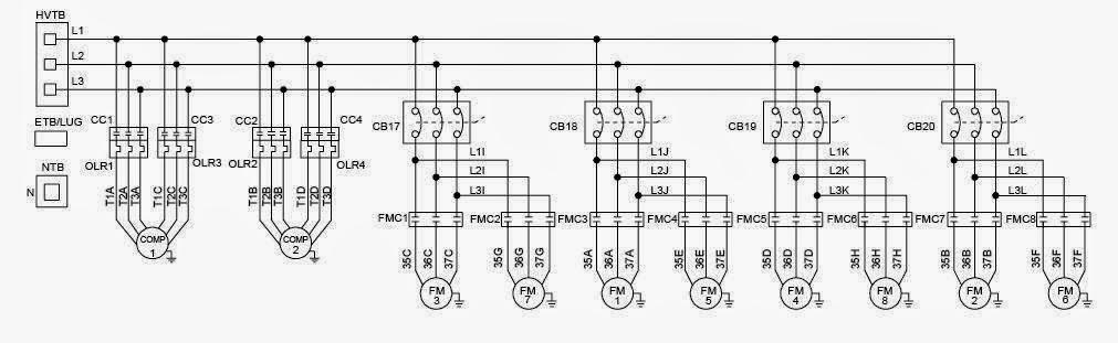 Electrical Wiring Diagrams for Air Conditioning Systems \u2013 Part Three