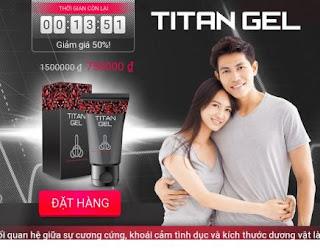 distributor titan gel asli