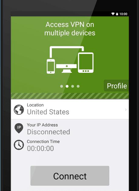أفضل تطبيق VPN لهاتف الأندرويد والآيفون والكمبيوتر