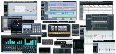 Software Musik Untuk Rekaman (Steinberg Cubase)