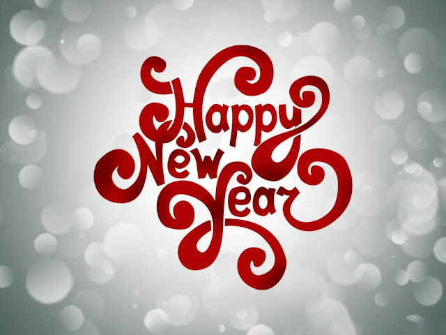Happy New Year Wallpapers Download 2018