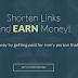 Cara Mendapatkan Uang Dari LinkShrink
