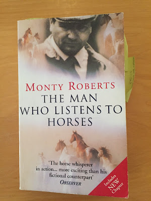 THE MAN WHO LISTENS TO HORSES di Monty Roberts