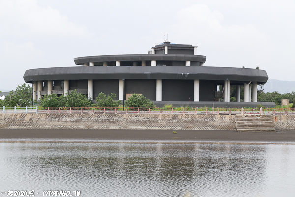高美濕地遊客服務中心