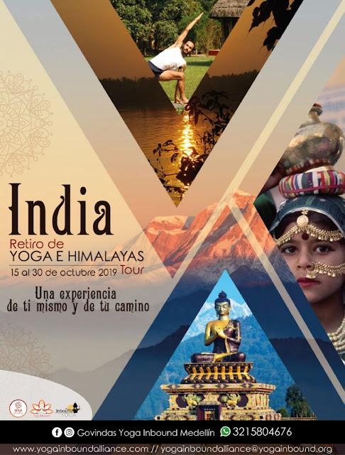 Un viaje a la India es como un renacimiento. En un viaje uno deja algo atrás y mira hacia lo desconocido con gran expectación.