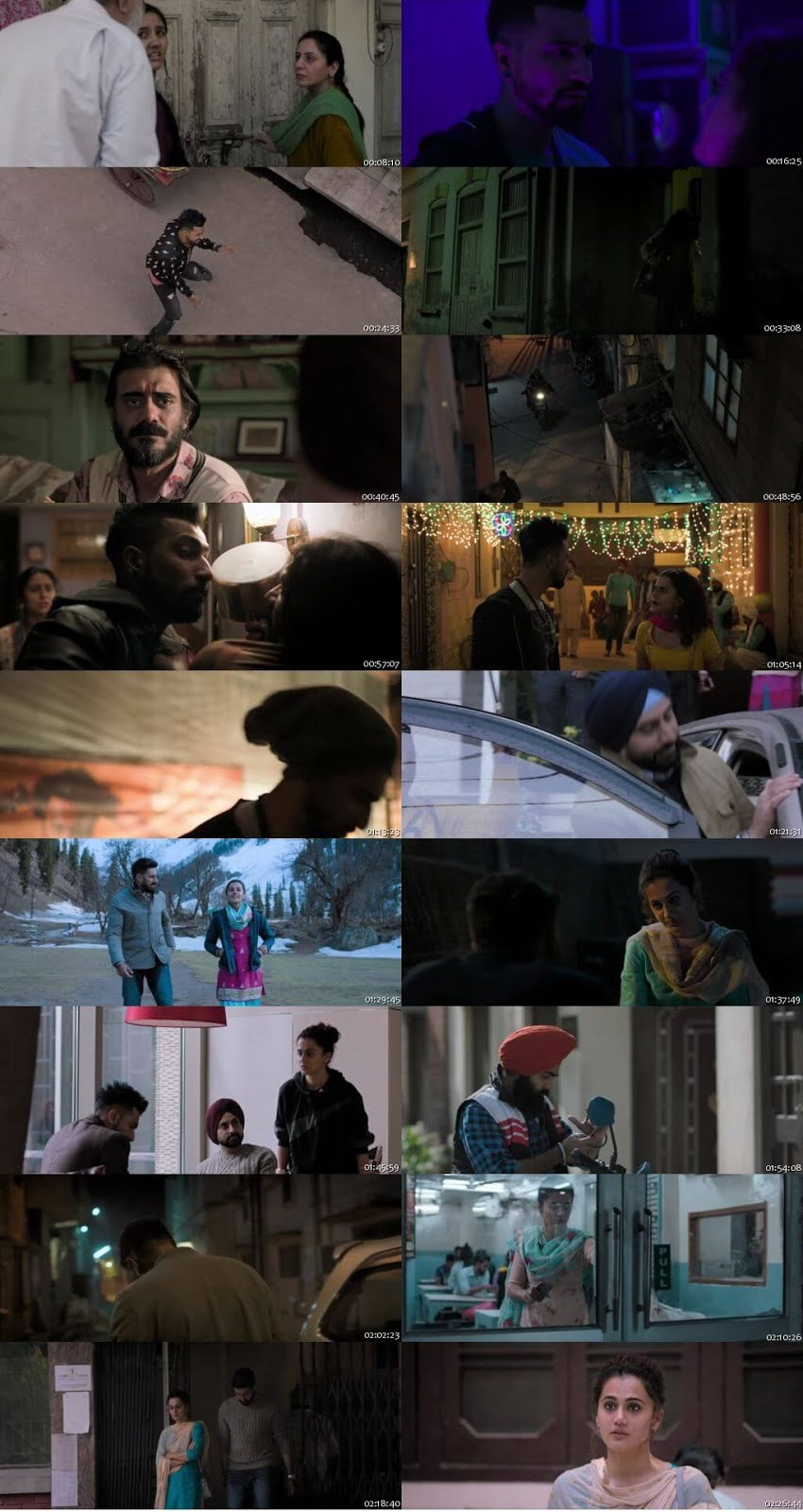 Manmarziyaan 2018 Hindi Full Movie Download