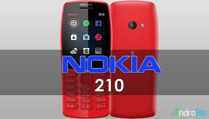 Harga Nokia 210 dan Spesifikasi Lengkap