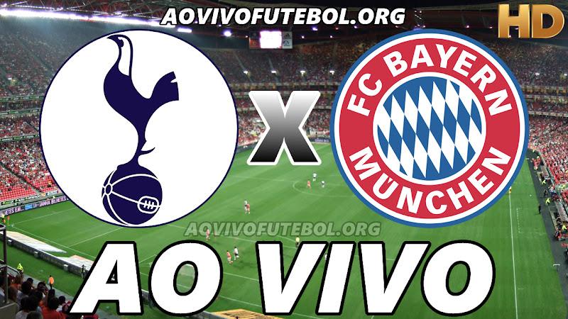 Assistir Tottenham vs Bayern de Munique Ao Vivo HD