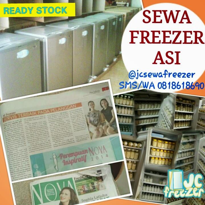 sewa freezer asi jakarta