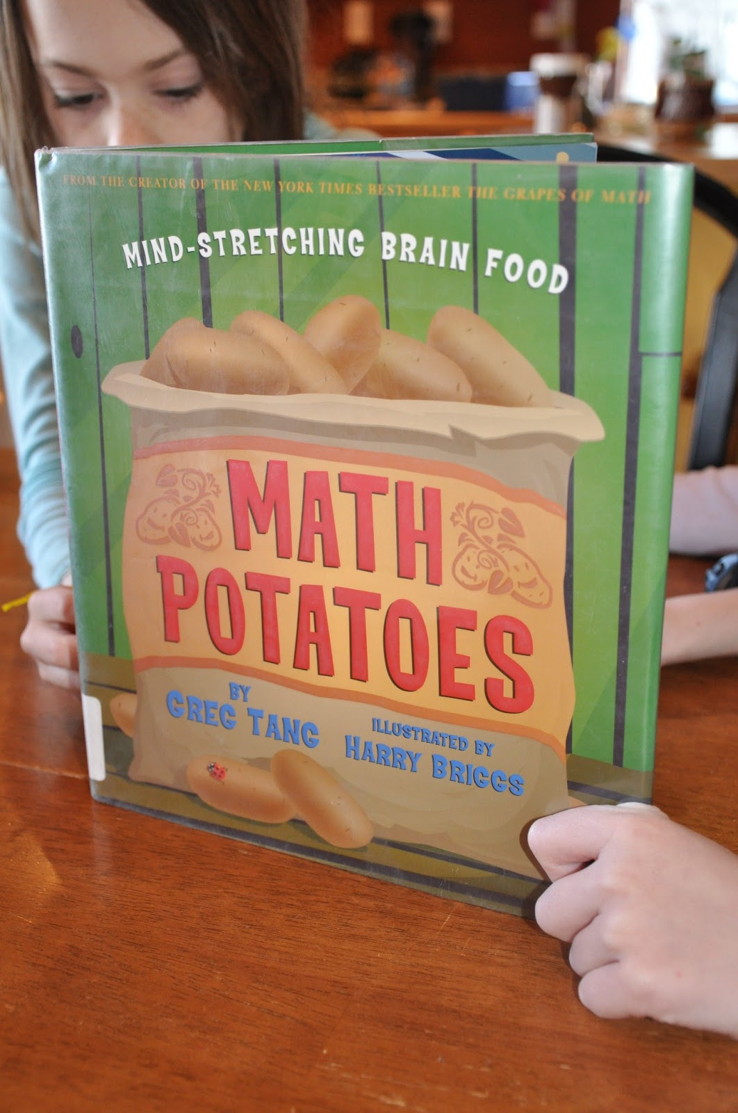 Abc Krug Academy Math Potatoes