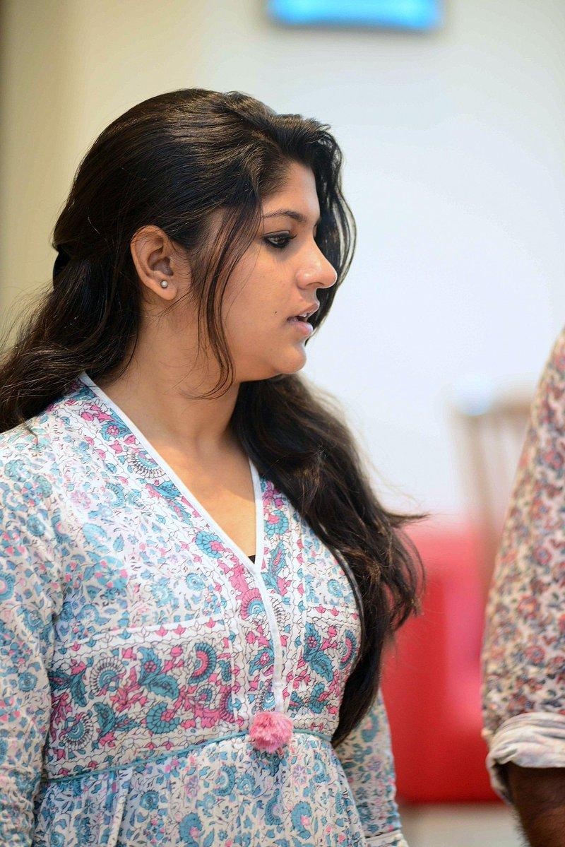 Actress AparnaBalamurali Latest HD Images