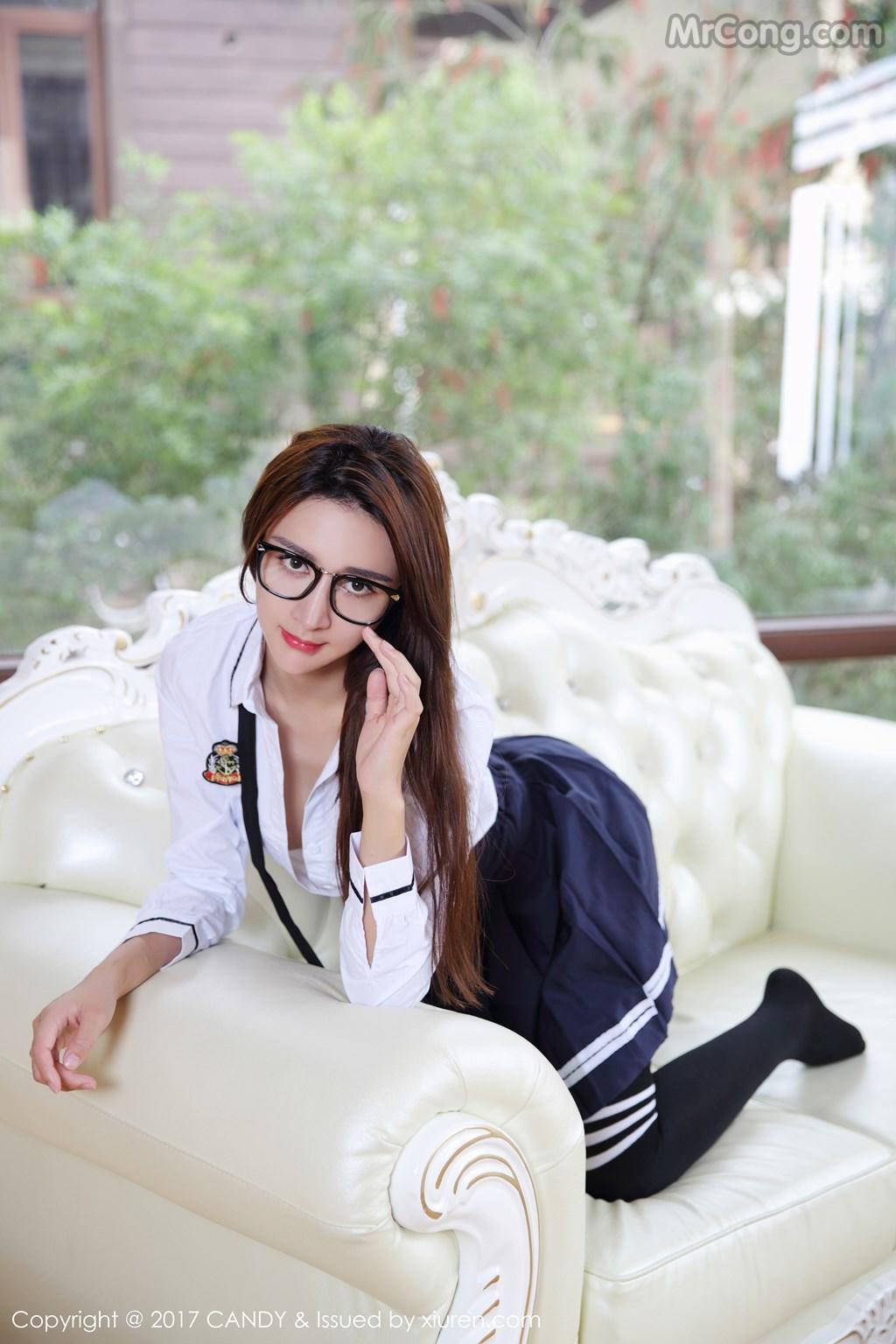 CANDY Vol.020: Người mẫu Yi Li Na (伊莉娜) (59 ảnh) - Trang 2 trên 6