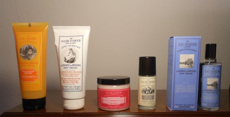 Le Couvent des Minimes Five Products Image