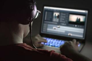 Digital video editing software