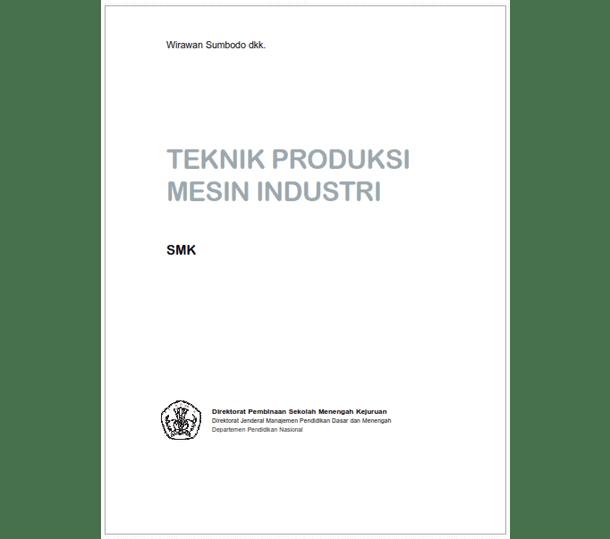 Buku SMK Teknik Produksi Mesin Industri