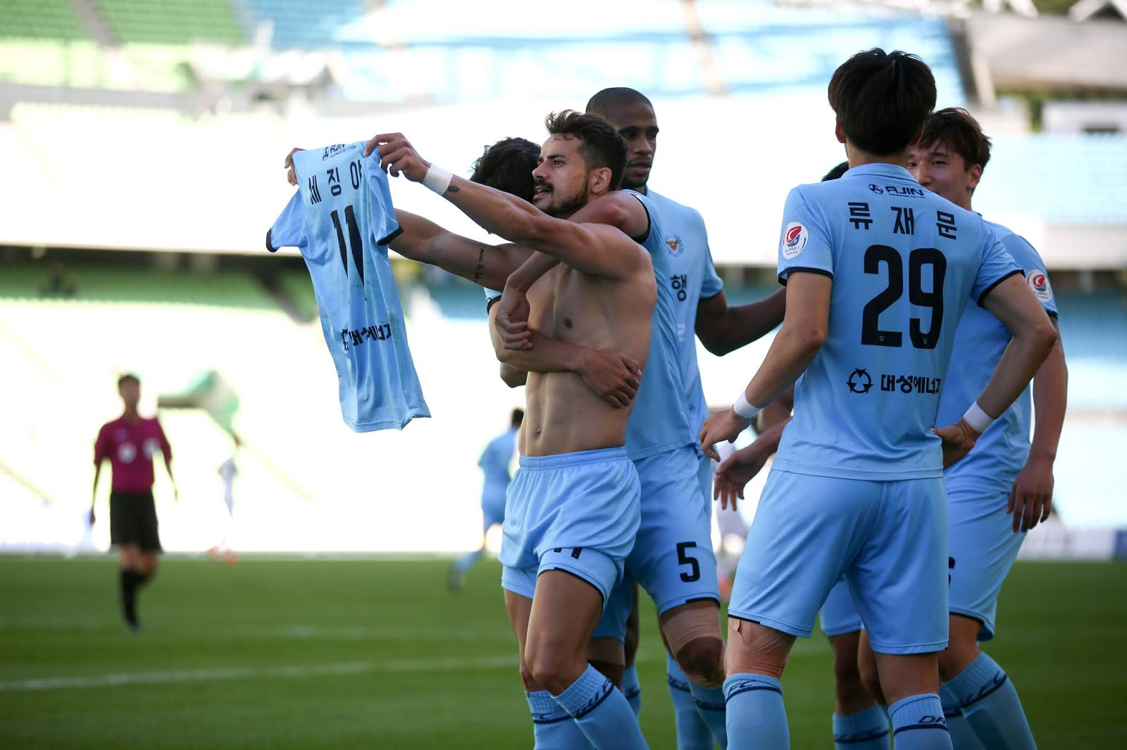 FA Cup Preview: Mokpo City vs Daegu FC Korean FA Cup Quarter Final