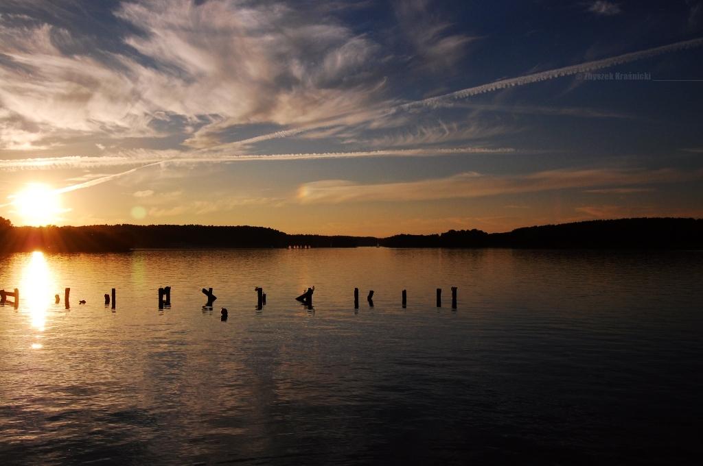 Olsztyn, jezioro Ukiel