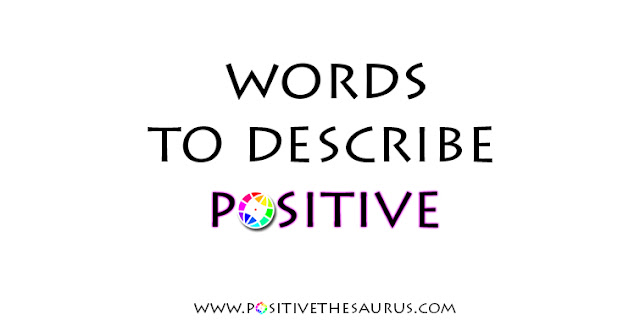 Positive synonyms