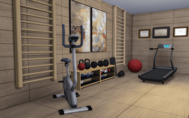 sport Sims 4