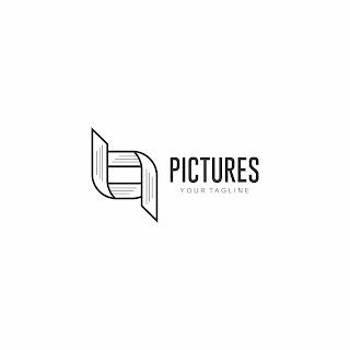 Desain Logo bq pictures