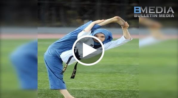 Viral!! Wanita Ini Ialah Juara Taekwondo Dunia 'Female Bruce Lee'!!! Baru Buka Video Saat Pertama Dah Buat Semua Orang Terkejut!! Cepat Tengok!!!