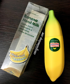 Review: Banana Hand Milk - Tony Moly