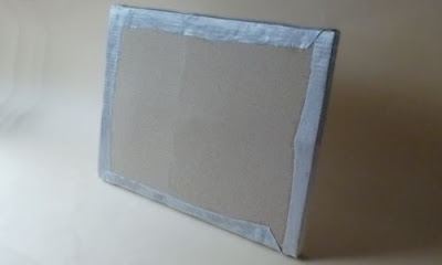 Glue cloth