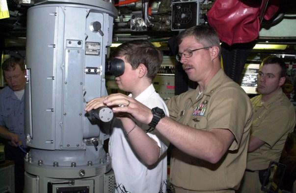 Alat Optik Periskop