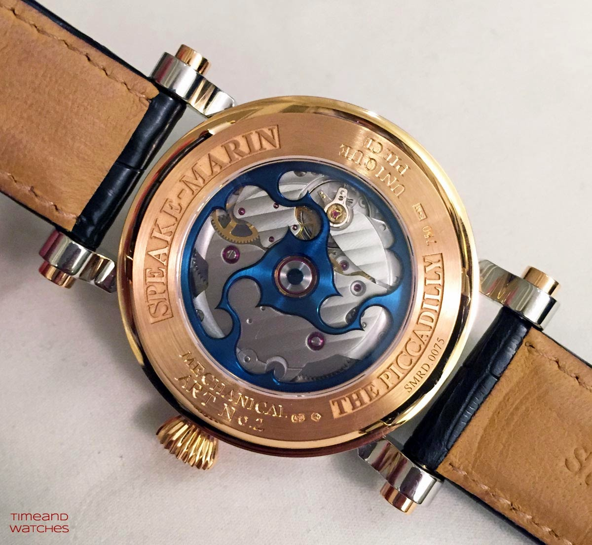 speake marin jumping hours time and watches. Black Bedroom Furniture Sets. Home Design Ideas