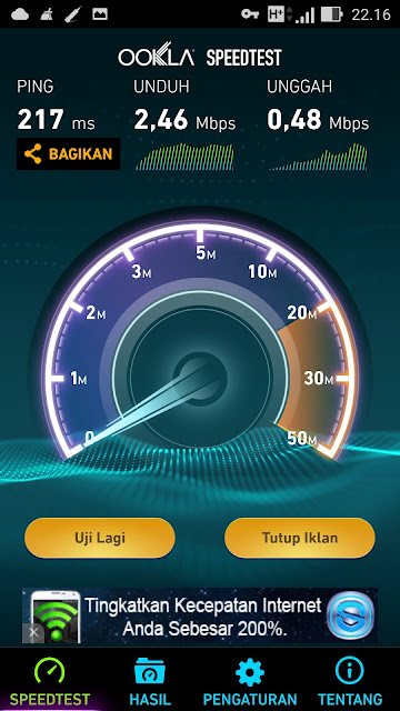 Tutorial Lengkap Internet Gratis Unlimited Bosters Speed Menggunakan HTTP Injector Di Android