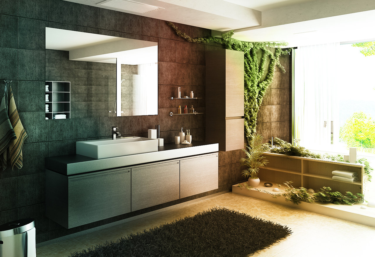 Bathroom Decor And Tiles and Sophisticated Bathroom Designs That Use Marble To Stay Trendy