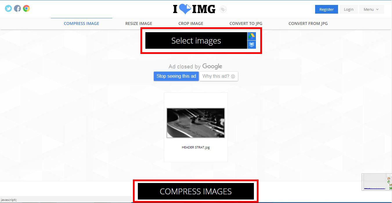 cara kompres foto tanpa mengurangi kualitas