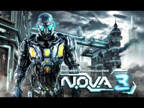 N.O.V.A 3 freedom 1.0.1d mod apk