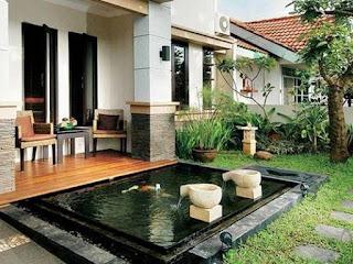 Tips Mendesain Teras Rumah Minimalis Dan Indah