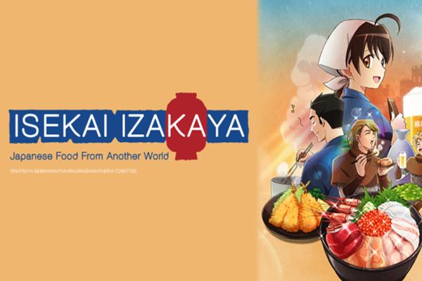 Ver Isekai Izakaya - Koto Aitheria no Izakaya Nobu Online