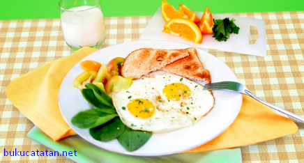 6 Menu Sarapan Pagi Sehat Dan Praktis Untuk Diet Anda