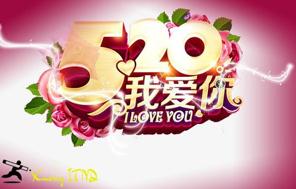 Giải đáp mật mã tình yêu trong tiếng Trung Quốc