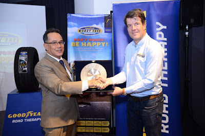 GOODYEAR MALAYSIA PARTNERS WITH JKJR IN EDUCATING MALAYSIAN DRIVERS ON ROAD HAZARDS