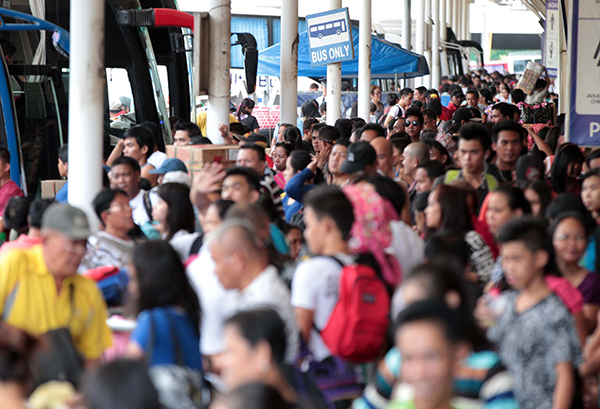 PH population density increased by 32% since 2001