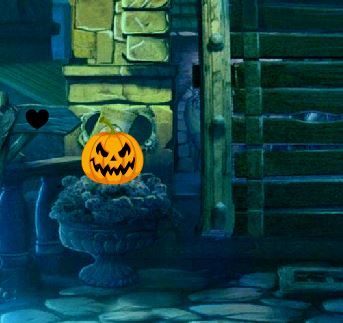 8BGames Halloween Fairy Cat Escape Walkthrough