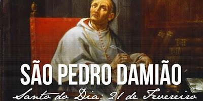imagem de São Pedro Damião