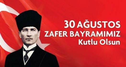 Bayram, Atatürk, Zafer, 30 Ağustos