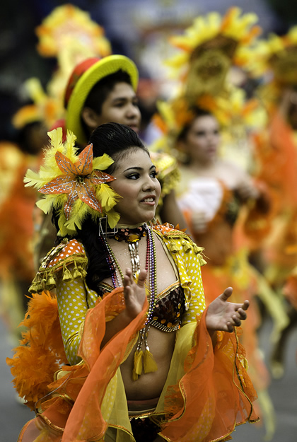 Latin American Carnival