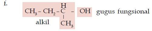Tata Penamaan Trivial atau Nama Lazim pada Senyawa Alkohol