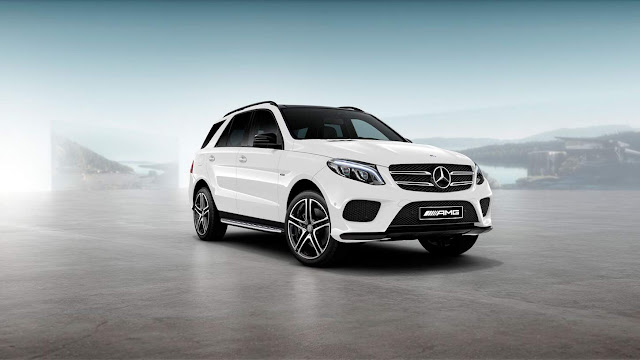 Mercedes GLE 450 AMG Black Edition