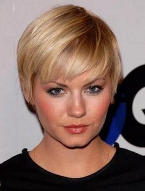 model rambut wanita pendek 2007