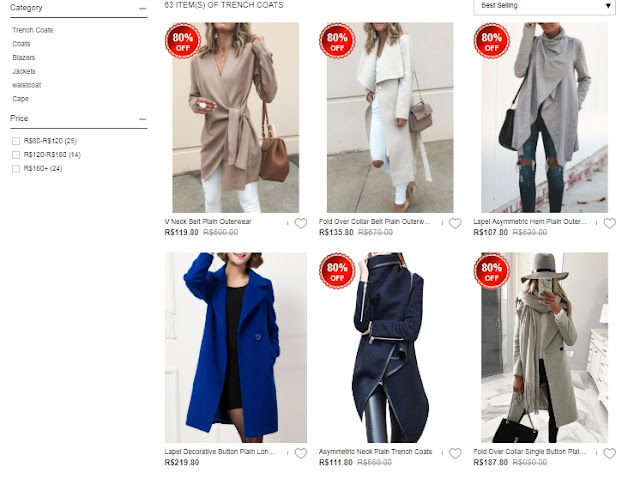 cheap trench coats fashionme
