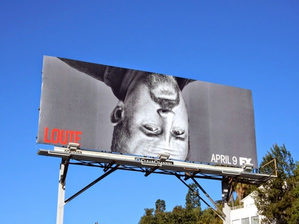 Louie season 5 billboard